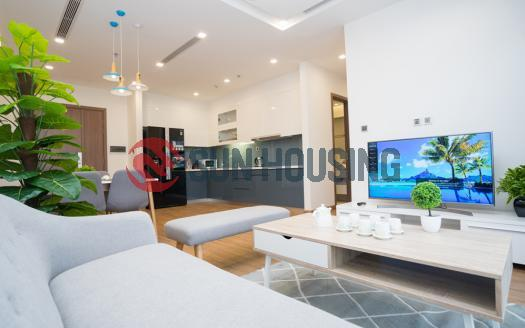 Bright apartment in Metropolis for rent with balcony