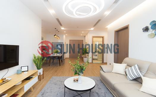 Vibrant 02 bedrooms apartment in Metropolis for rent