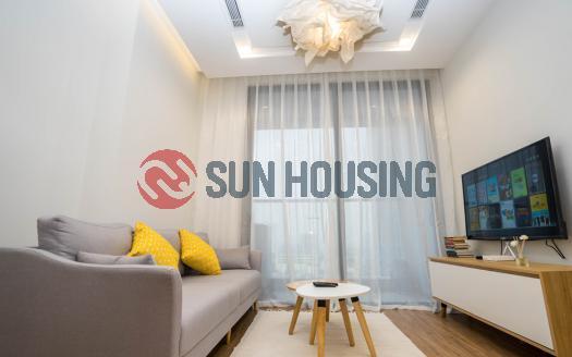 Beautiful one bedroom apartment in Metropolis Ba Dinh Hanoi