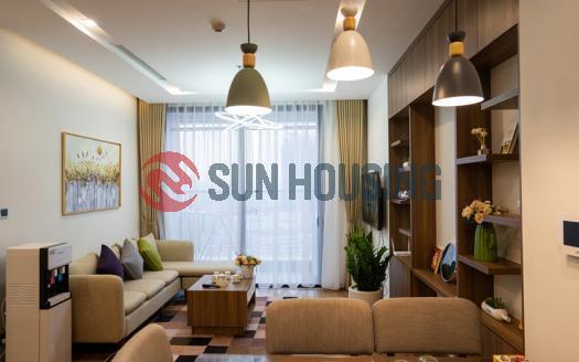 Cozy 03 bedroom apartment in Vinhomes Metropolis Ba Dinh Hanoi