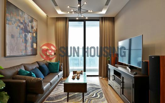 City view one-bedroom serviced apartment in Metropolis