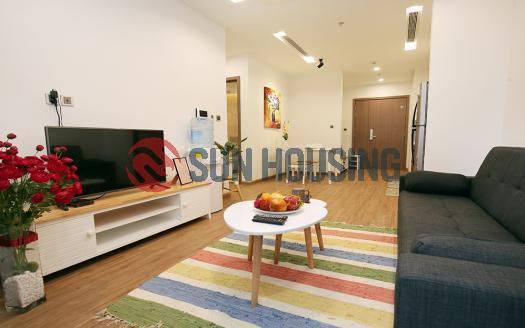 Vibrant 01 bedroom apartment in Metropolis for rent 50sqm