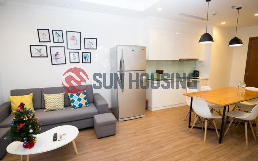 Stunning and lovely apartment in Times City for rent Park Hill