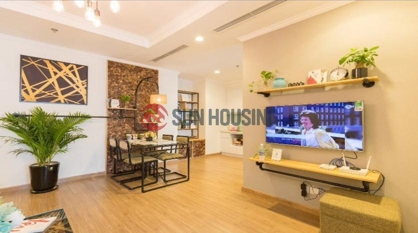 Lively 01-bedroom apartment in Times City for rent