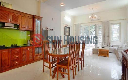 House Westlake Hanoi with 4br in Xuan Dieu, Tay Ho