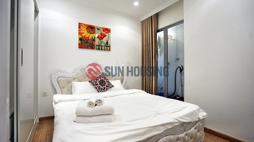 Gorgeous apartment two bedrooms in the center city, Times City Hanoi