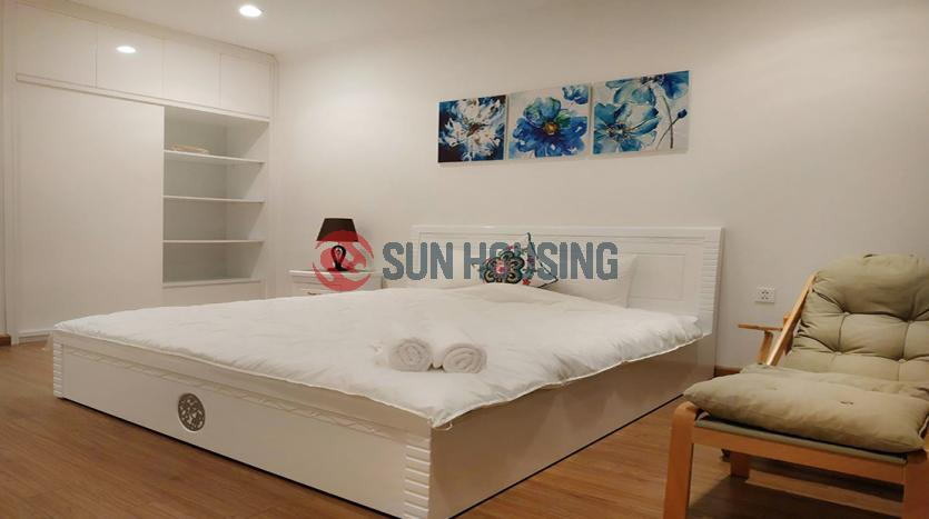 03-bedroom apartment in Times City for rent Park Hill