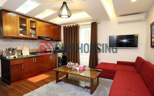 01-bedroom serviced apartment in Ba Dinh with balcony