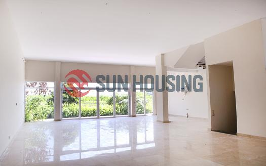 Ambassador villa in Ciputra for rent 05 bedrooms in Q Block