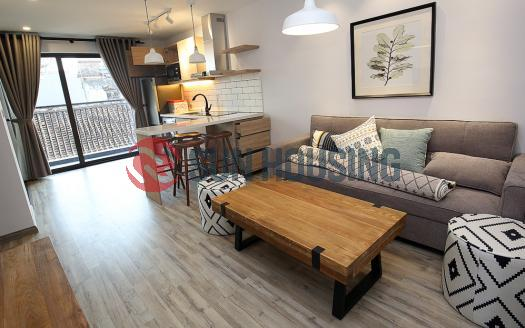 Beautiful & brand new 01 bedroom apartment in Dong Da district, Hanoi