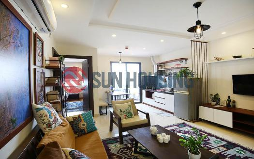 Newly 2 bedroom apartment for rent in Diplomatic area, Well design