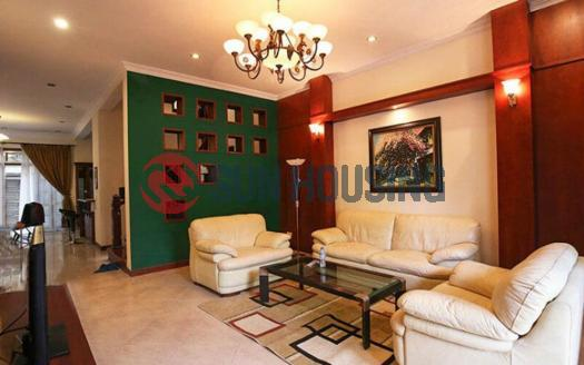 5 bedroom Villa Ciputra for lease in C block, 180 sqm