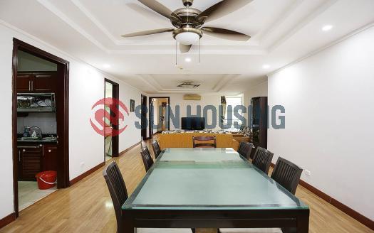 Elegant apartment in Ciputra Hanoi | 03 bedrooms & 02 bathrooms