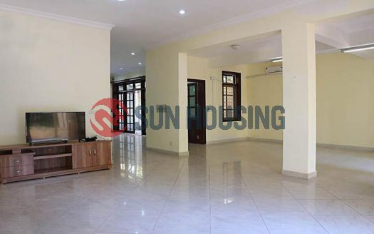 D block 5 bedroom Villa in Ciputra for rent, fully furnished