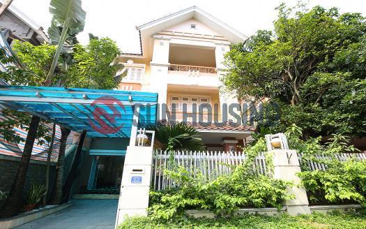 Garden Villa Ciputra for rent with 5 bedrooms | T block, 230 sqm