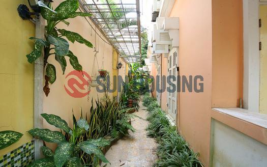Summer vibe garden Villa for rent Ciputra, 5 bedroom in T Block