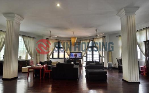Center location Tay Ho Westlake house for rent   Rooftop swimming pool