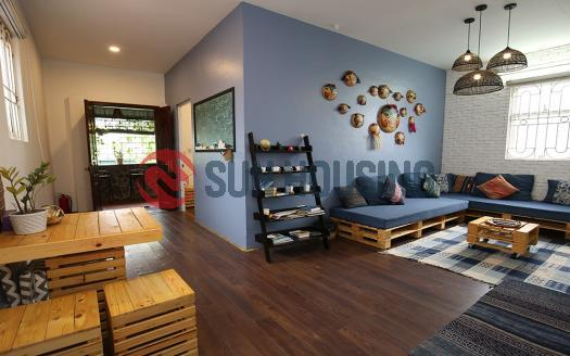 1-bedroom serviced apartment in Hoan Kiem Hanoi, 55 sqm