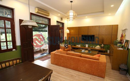 1-bed serviced apartment in Hoan Kiem Hanoi, 60 sqm