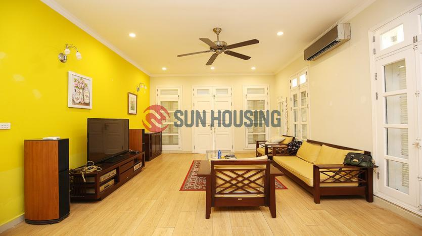 Summer vibe garden Villa for rent Ciputra, 5 bedroom in T Block
