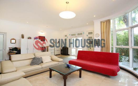 Corner 4 bedroom Ciputra villa for rent in T Block, 305 sqm