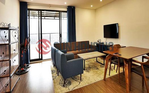 Gorgeous & brand new apartment in To Ngoc Van street Hanoi
