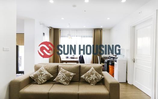 Brand new 1-bedroom serviced apartment in Cau Giay Hanoi
