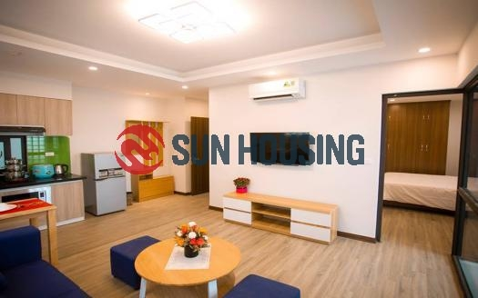 Beautiful apartment one bedroom for rent in Cau Giay, Hanoi