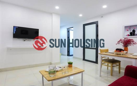 Airy one bedroom apartment in Cau Giay district, Hanoi