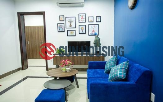 Serviced one bedroom apartment in Cau Giay district, Hanoi