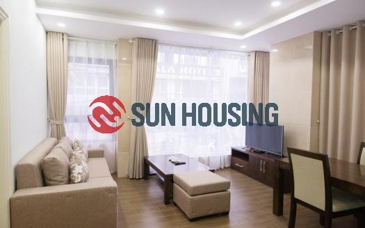 Lovely apartment for rent in Cau Giay District, Hanoi | 01 bedroom