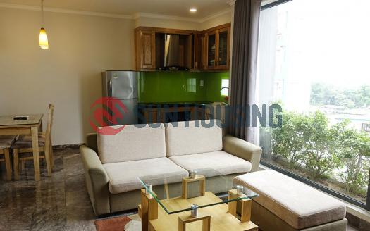 Serviced apartment one bedroom Ba Dinh Ha Noi | Kim Ma Street