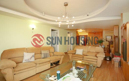 Cozy three bedroom apartment in Ciputra, E Building