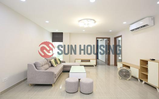 Newly two bedroom apartment L Building Ciputra Hanoi, modern style