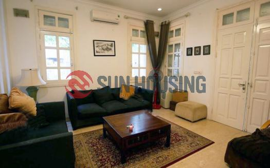 Villa for rent Ciputra in T Block, 220 sqm, 5 bedrooms