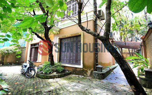 Beautiful garden Villa Ciputra for rent in G Block | 330 sqm land
