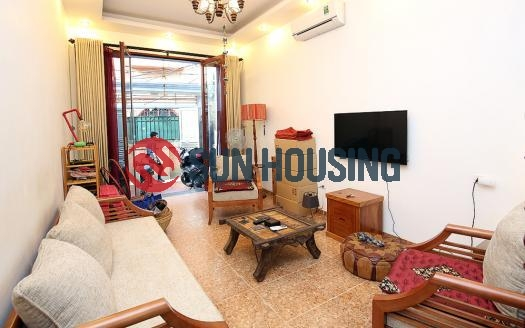 04-bedroom house for rent in Tay Ho, Au Co street