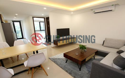 Ba Dinh 1 bedroom apartment for rent, close to Truc Bach lake