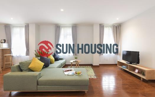 Serviced two bedroom apartment near Hoan Kiem Lake, Hanoi