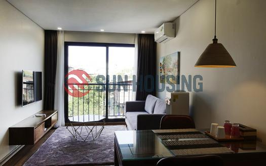 Serviced one bedroom apartment in Ba Dinh Hanoi | Ruby house