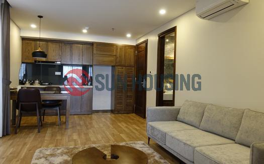 Cozy one bedroom apartment for rent in Hanoi, Ba Dinh district