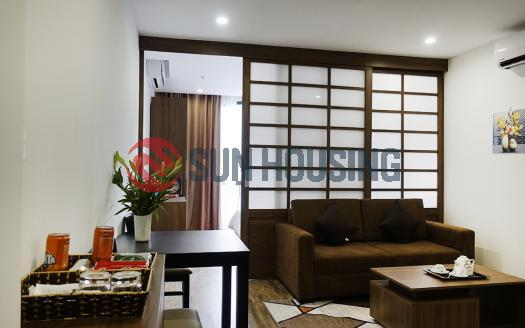 Brand new one bedroom apartment for rent Ba Dinh Hanoi | Kim Ma Str