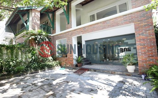 Stunning house for rent in Tay Ho with swimming pool, Hanoi
