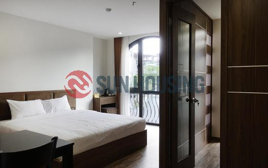 Newly studio for rent Ba Dinh Hanoi | Kim Ma Street