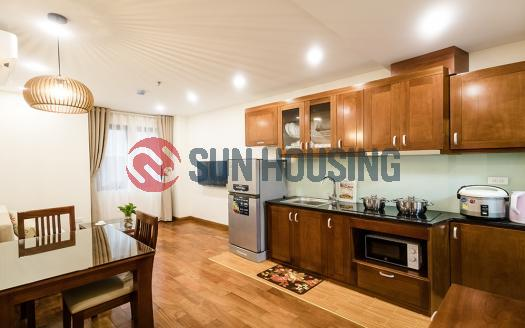 One bedroom apartment in Ba Dinh, Hanoi – Classic style