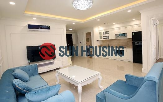 Unique two bedroom apartment in D'.Le Roi Soleil, Xuan Dieu street