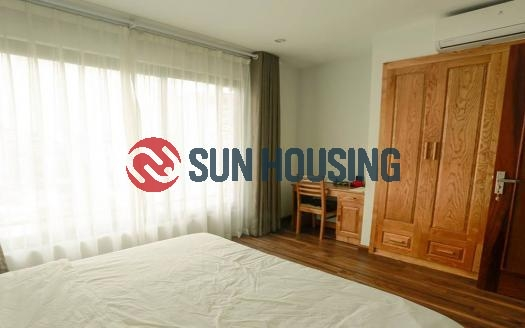 Cozy studio for rent in Tran Duy Hung street, Cau Giay District, Hanoi