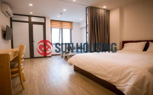 Adorable studio for rent – Ideal location in Cau Giay district, Hanoi