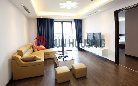 Apartment in D le Roi Soleil Hanoi, 3 bedrooms and 114 sqm