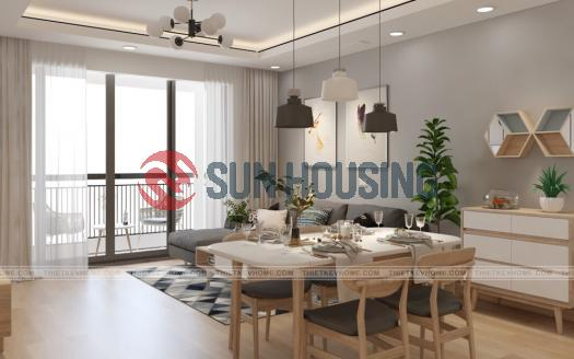 Modern style apartment in D le Roi Soleil, 2 bedrooms, 88 sqm